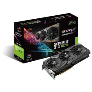ASUS GeForce GTX 1070 8GB ROG STRIX OC