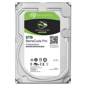 Seagate Barracuda 6TB HDD 3.5