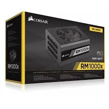 Corsair Power Supply RM 1000x 1000W