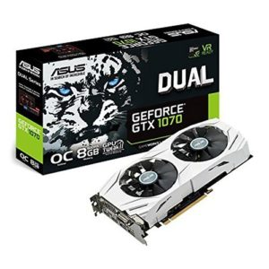 ASUS Dual GEFORCE GTX 1070 8GB