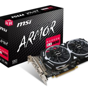 MSI Gaming Radeon RX 580 256-bit 4GB