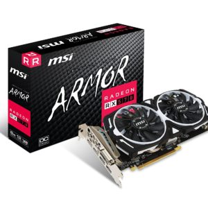 MSI Gaming Radeon RX 570 256-bit 8GB