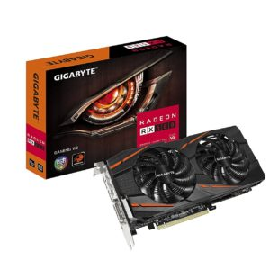 Gigabyte Radeon RX 580 Gaming 8GB Graphic Cards