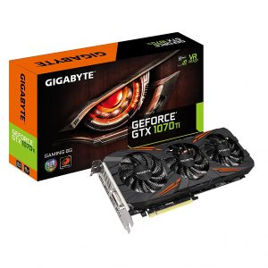 Gigabyte GeForce GTX 1070 Ti GAMING 8 GB