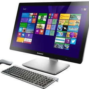Lenovo A740 27-Inch Touchscreen All-in-One.