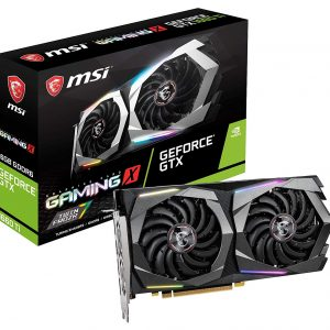 MSI Gaming GeForce GTX 1660 Ti.