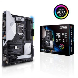 ASUS Prime Z370-A II.