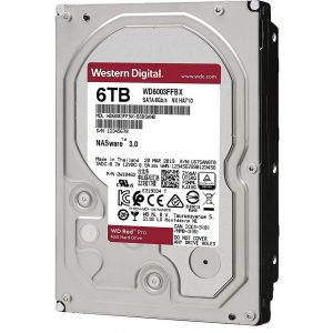 WD Red Pro 6TB.