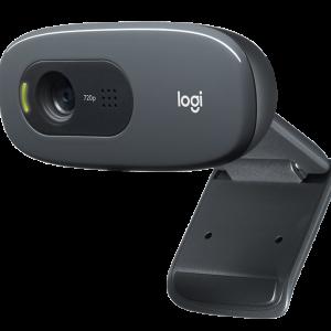 Logitech HD Webcam C270.