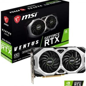 MSI Gaming GeForce RTX 2060 Super 8GB GDRR6 256-Bit Ventus GP OC