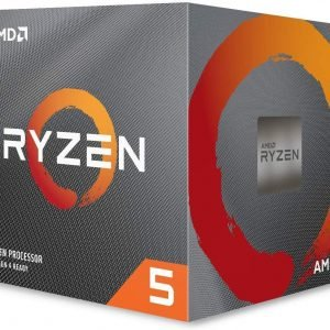 AMD Ryzen 5 3600X 6-Core, 12-Thread Unlocked Desktop Processor with Wraith Spire Cooler