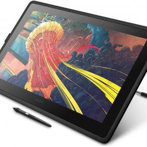 Wacom Cintiq 22 Drawing Tablet with HD Screen- Medium (DTK2260K0A)
