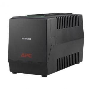 Автоматический стабилизатор напряжения APC Line-R 600 ВА, 3 розетки Schuko, 230 В