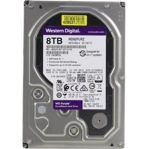 WD Purple 8 Tb