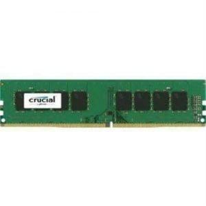 Crucial 4GB PC4-19200 (DDR4-2400) Memory (CT4G4DFS824)