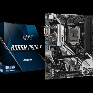 ASRock B365M Pro4-F