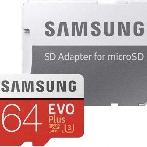 Samsung EVO Plus 64GB Micro-SD