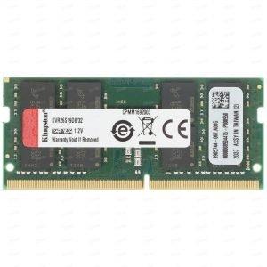 Kingston SODIMM 32GB DDR4-2666 (KVR26S19D8/32)