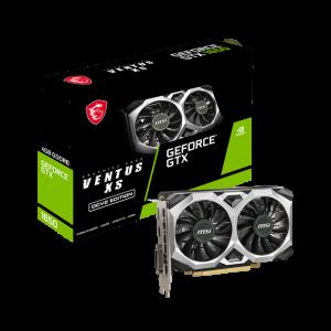 MSI GeForce GTX 1650 D6 Ventus XS OCV2 4GB GDDR6 (128bit)