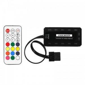 CONTROL REMOTE RGB