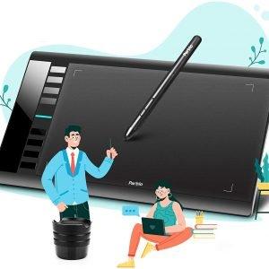 Parblo A610 V2 Drawing Tablet