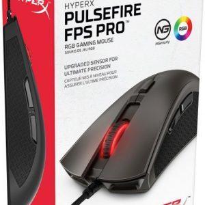 HyperX Pulsefire FPS Pro RGB USB Black (HX-MC003B)