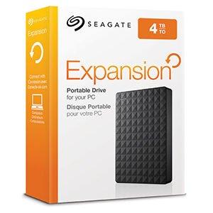 "Seagate Expansion 4 Tb External 2.5"""
