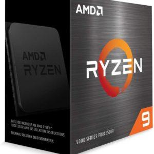 AMD Ryzen 9 5900X 12-core, 24-Thread Unlocked Desktop Processor
