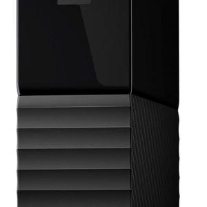 WD 6TB My Book Desktop External Hard Drive, USB 3.0 - WDBBGB0060HBK-NESN