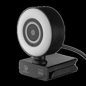 2E GAMING WEBCAM QUAD HD 2K (WC2K-LED)