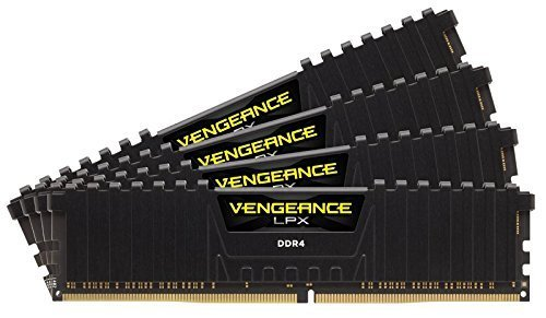 Corsair Vengeance LPX 64GB DDR4 2400 Black