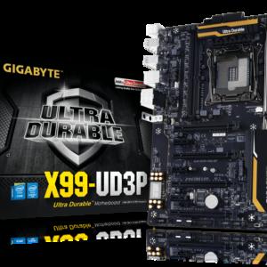Gigabyte X99-UD3P