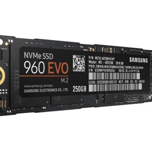 Samsung 960 EVO m2 Series - 250GB