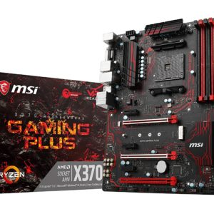 MSI Gaming AMD Ryzen X370