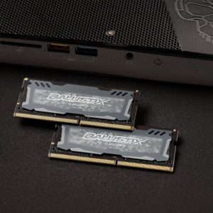 Ballistix Sport LT 16GB Single DDR4 2400