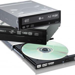 Оптический привод (DVD)