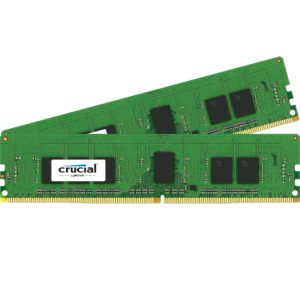 Crucial 8GB Single DDR4 2400