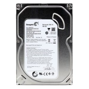 Seagate Desktop HDD 500GB
