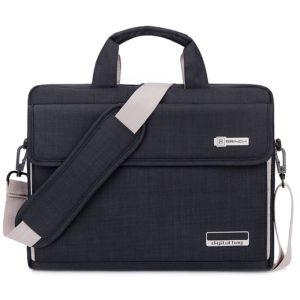 Brinch Unisex Oxford Laptop Sleeve 15.6-Inch