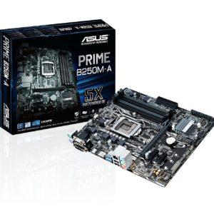 ASUS PRIME B250M-A DDR4