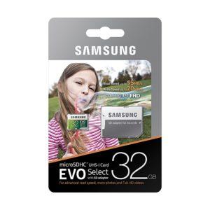 Samsung 32GB MicroSD EVO