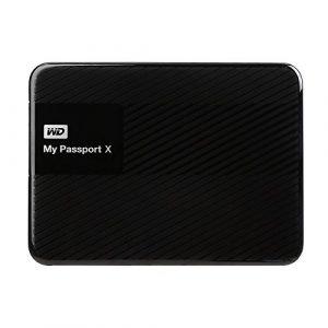 WD 2TB My Passport X Hard Drive