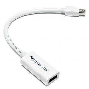 Mini DisplayPort to HDMI Female Adaptor