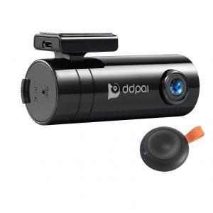 DDPai mini2 Wi-Fi Dash Cam Video Recorder