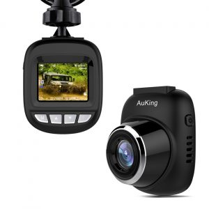 AuKing S3 Mini, Dash Cam, Video Recorder