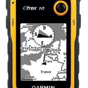 Garmin eTrex 10 GPS Navigator