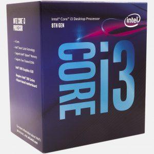 Intel Core i3-8100 (BX80684i38100)