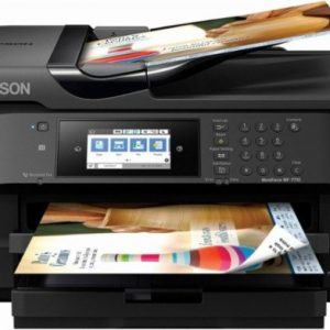 Epson WorkForce WF-7710DWF.