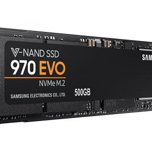 Samsung 970 EVO 500GB.
