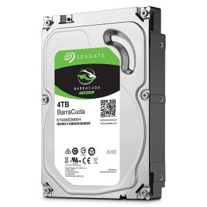Seagate 4TB Barracuda.